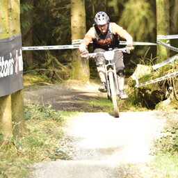 Photo of Des WATERHOUSE at Gisburn Forest