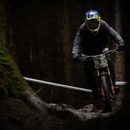Photo of Kris GEMMELL at Innerleithen