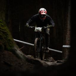Photo of Josh DAY at Innerleithen
