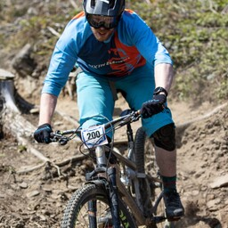 Photo of Lee HAWDEN at Afan