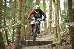 Photo of Richard DUNNE at Aston Hill