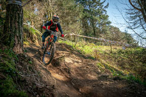 Photo of Tom CLEALL at Afan