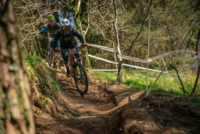 Photo of Charlie DEACON at Afan