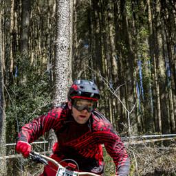 Photo of Alan STRANG at Afan
