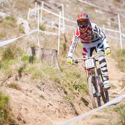 Photo of Zak HURRELL at Rheola