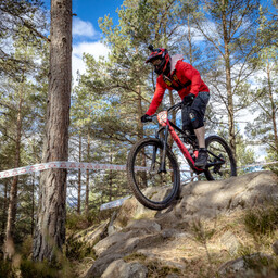 Photo of Callum MORRISON at Laggan Wolftrax