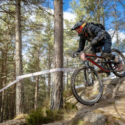Photo of Lewis JONES (gvet) at Laggan Wolftrax