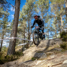 Photo of Rider 233 at Laggan Wolftrax