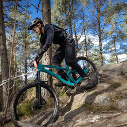 Photo of Jase CHRISTIE at Laggan Wolftrax