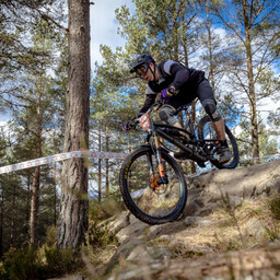 Photo of Aidan COULTHARD at Laggan Wolftrax