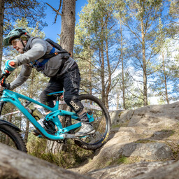 Photo of Pete HOGGAN at Laggan Wolftrax