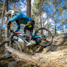 Photo of Rider 24 at Laggan Wolftrax