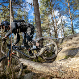Photo of Jonathan TAYLOR (sen) at Laggan Wolftrax