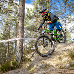 Photo of Robert HOGG at Laggan Wolftrax