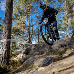 Photo of Ville HUIKURI at Laggan Wolftrax