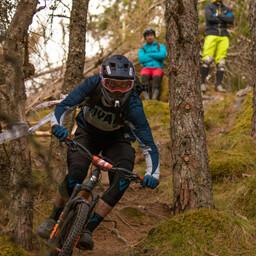 Photo of Ben CATHRO at Laggan Wolftrax
