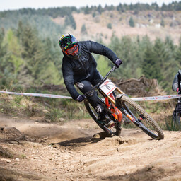 Photo of Danny HART (elt) at Rheola