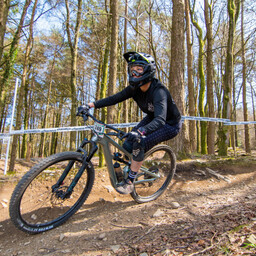 Photo of Katie-Jane BEAVEN at Afan