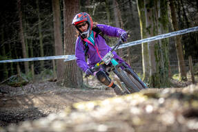 Photo of Rowena DUFFIELD at Afan