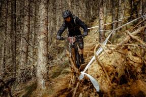 Photo of Samuel HUBBARD at Laggan Wolftrax