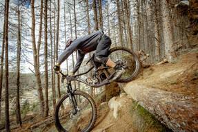 Photo of Alistair FOTHERGILL at Laggan Wolftrax