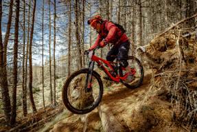 Photo of Scott MCKAY at Laggan Wolftrax