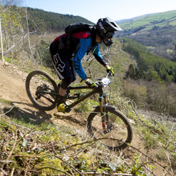 Photo of Mark JAMES (gvt1) at Afan