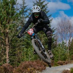 Photo of Benjamin CORNWALL at Laggan Wolftrax