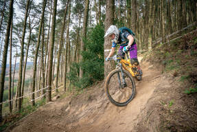 Photo of Alicia HOCKIN at Afan