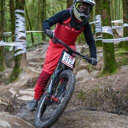 Photo of David BROWN (sen) at Rheola