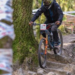 Photo of Andy POYNTON at Rheola