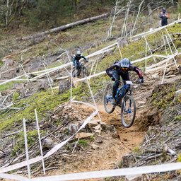 Photo of Zack HARROP at Afan