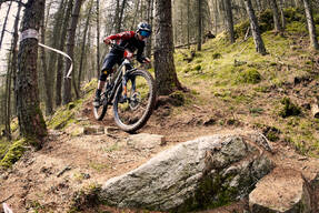 Photo of Rory BLACKIE at Laggan Wolftrax