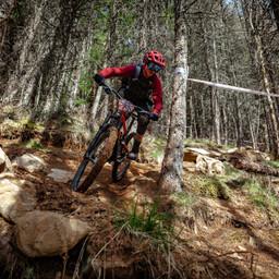 Photo of Nathan ROBERTSON at Laggan Wolftrax