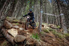 Photo of Scott MENZIES at Laggan Wolftrax