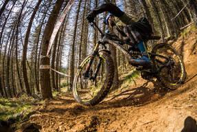 Photo of Austin ROBERTSON at Laggan Wolftrax