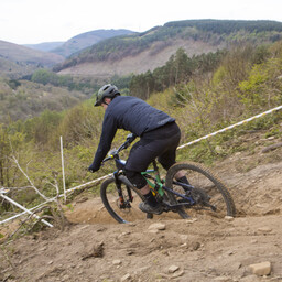 Photo of Jacob DRAPER at Afan
