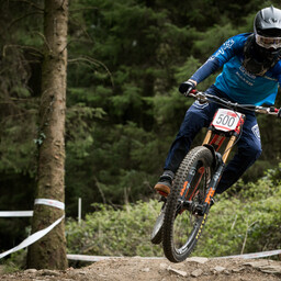 Photo of Morgan TYRRELL (jun) at Rheola