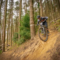 Photo of Kevin COOK (exp) at Afan
