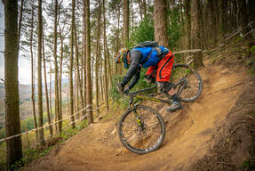 Photo of Clem ROBERTSON at Afan