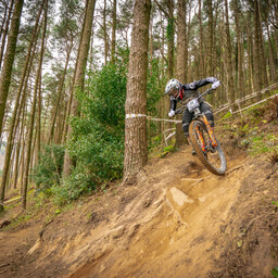 Photo of Myles JAMES at Afan