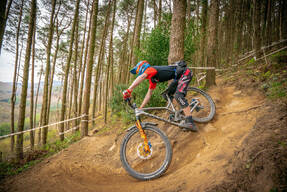 Photo of Robbie WHITE (u21) at Afan