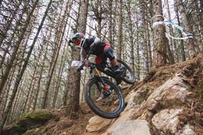 Photo of Neil STEWART (mas) at Laggan Wolftrax