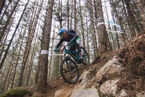 Photo of Scott KELLY at Laggan Wolftrax