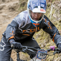 Photo of Joe CHILDS at Afan