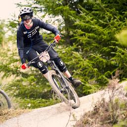 Photo of Struan ROBERTSON (jun2) at Laggan Wolftrax