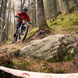 Photo of Eduard STOICA at Laggan Wolftrax