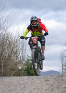Photo of Thomas ARDERN at Laggan Wolftrax