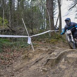Photo of Dave SMITH (exp) at Rheola