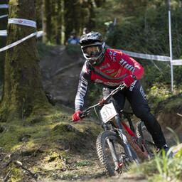 Photo of Grant HILL at Rheola